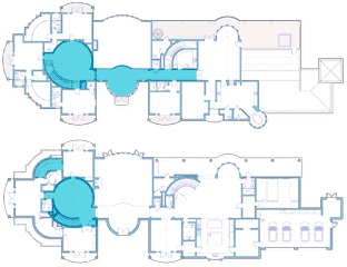 Bonus Areas Floor Plan Diagram