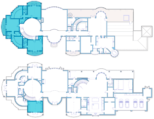 More Areas Floor Plan Diagram